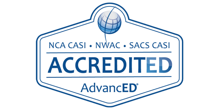 accreditation, accredited by Advanced