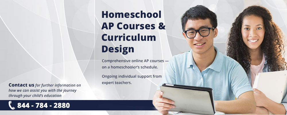 Homeschool AP Courses Curriculum Design